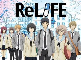 """如何评价动画《重返17岁》,""""ReLIFE大法好""""从家里蹲到重新振作,这对奔三男女相拥而泣"""